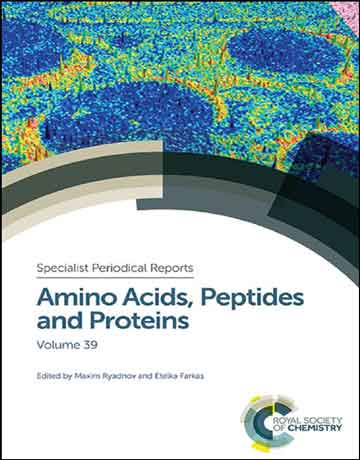 کتاب آمینو اسیدها، پپتید ها و پروتئین ها جلد 39 Maxim Ryadnov