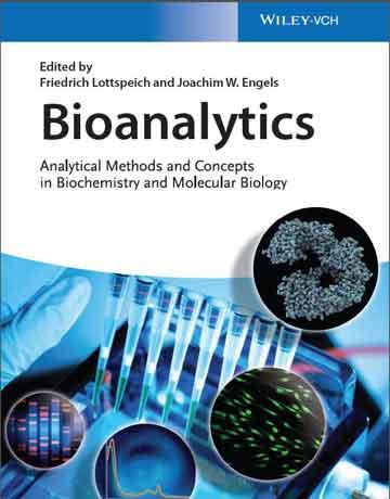 کتاب بیوآنالیتیک: روش های تجزیه ای و مفاهیم در بیوشیمی و بیولوژی مولکولی