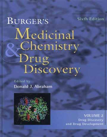 کتاب شیمی دارویی برگر و کشف دارو ویرایش ششم جلد 2 Donald J. Abraham