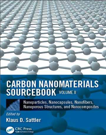 کتاب مرجع نانومواد کربنی: نانوذرات، نانوکپسول ها، نانو فیبر ها، نانوپور ها و نانوکامپوزیت ها جلد 2