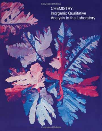 دانلود کتاب شیمی: آنالیز کیفی معدنی در آزمایشگاه Clyde Metz