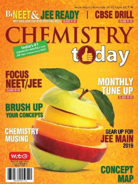دانلود مجله شیمی Chemistry Today November 2018