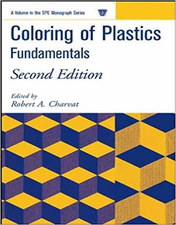 دانلود کتاب رنگ آمیزی پلاستیک ها: اصول ویرایش دوم Robert A. Charvat
