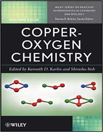 دانلود کتاب شیمی مس-اکسیژن Kenneth D. Karlin