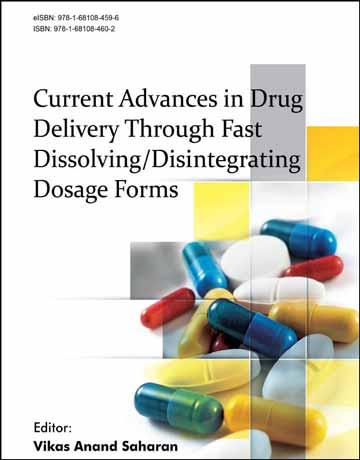 کتاب پیشرفت های جاری در تحویل دارو (دراگ دلیوری) از طریق حل سریع 2017