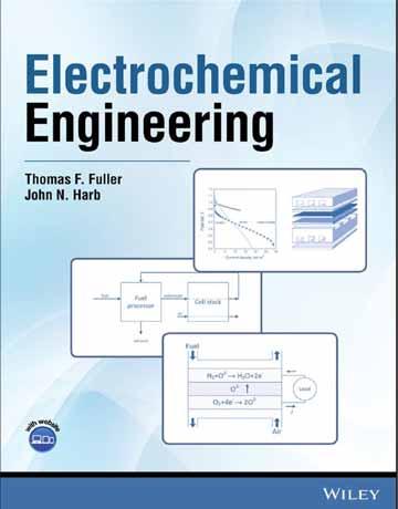 دانلود کتاب مهندسی الکتروشیمیایی توماس فولر Thomas F. Fuller چاپ 2018
