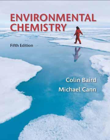 دانلود کتاب شیمی محیط زیست کالین برد ویرایش 5 پنجم Colin Baird