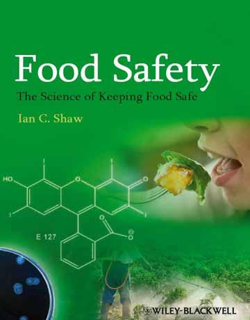دانلود کتاب ایمنی مواد غذایی Ian C. Shaw