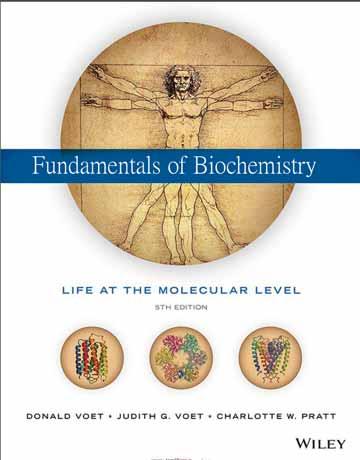کتاب اصول بیوشیمی دونالد وت ویرایش 5 پنجم Donald Voet