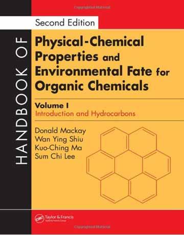هندبوک خواص فیزیکی-شیمیایی و قسمت محیط زیست برای مواد شیمیایی آلی ویرایش 2
