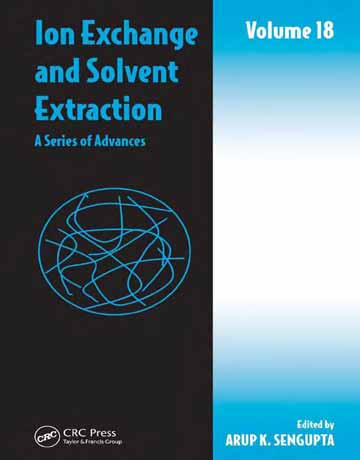 کتاب تبادل یونی و استخراج حلالی جلد 18 Arup K. SenGupta
