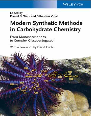 کتاب روش های سنتزی مدرن در شیمی کربوهیدرات Daniel B. Werz