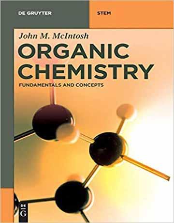 کتاب شیمی آلی: اصول و مفاهیم John M. McIntosh چاپ 2018