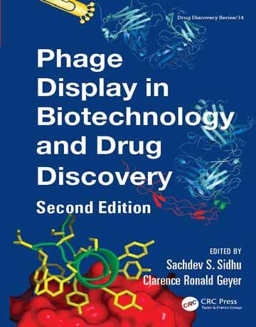 کتاب نمایش فاژ در بیوتکنولوژی و دراگ دیسکاوری ( کشف دارو) ویرایش دوم