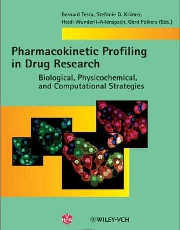 کتاب پروفایلینگ فارماکوکینتیک در تحقیقات دارویی