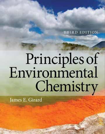 کتاب مبانی شیمی محیط زیست ویرایش سوم James E. Girard