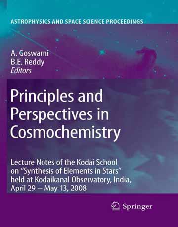 دانلود کتاب مبانی و چشم انداز در شیمی کیهانی
