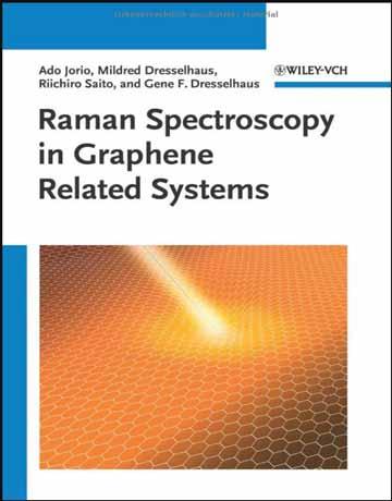 کتاب طیف سنجی رامان در سیستم های گرافنی مرتبط Ado Jorio