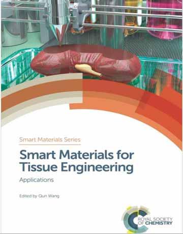کتاب مواد هوشمند برای مهندسی بافت: کاربرد ها Qun Wang