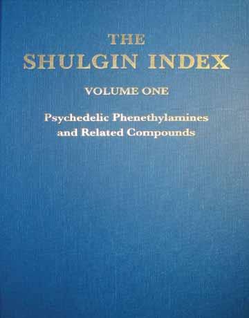 شاخص شولگین: فنتیل آمین های روان گردان و ترکیبات مرتبط در شیمی دارویی