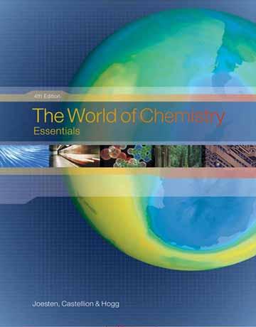 دانلود کتاب دنیای شیمی: ملزومات ویرایش چهارم Melvin D. Joesten