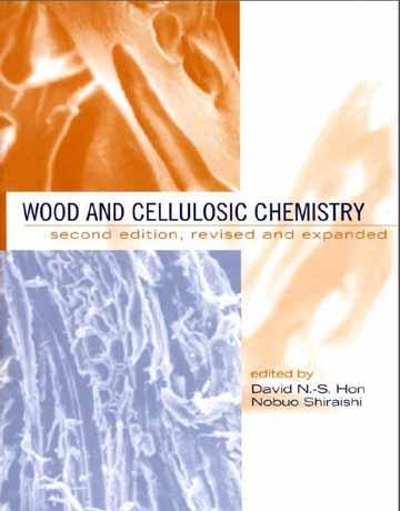 دانلود کتاب شیمی سلولزی و چوب ویرایش دوم