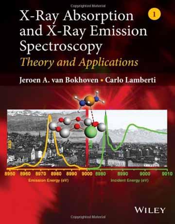 کتاب طیف سنجی جذب و نشر اشعه ایکس: تئوری و کاربرد Bokhoven