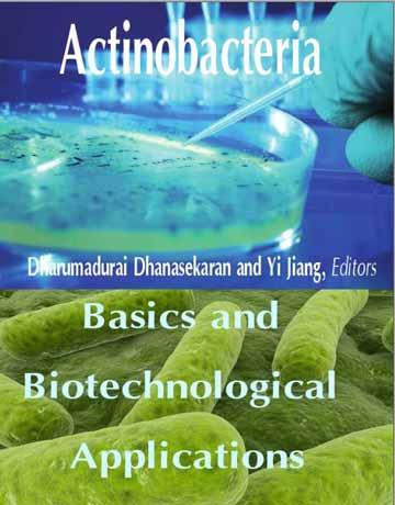 کتاب اکتینوباکتریا: کاربرد های پایه و بیوتکنولوژی