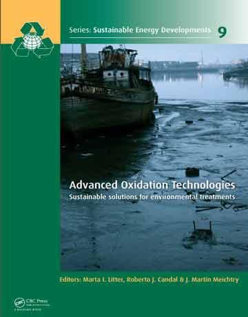 کتاب تکنولوژی پیشرفته اکسیداسیون: راه حل های پایدار برای مشکلات محیطی