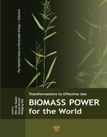کتاب انرژی زیست توده بیومس برای جهان Van Swaaij