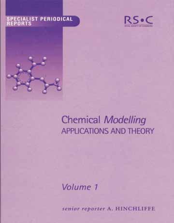 کتاب مدل سازی شیمیایی: جلد 1 تئوری و کاربرد Alan Hinchliffe