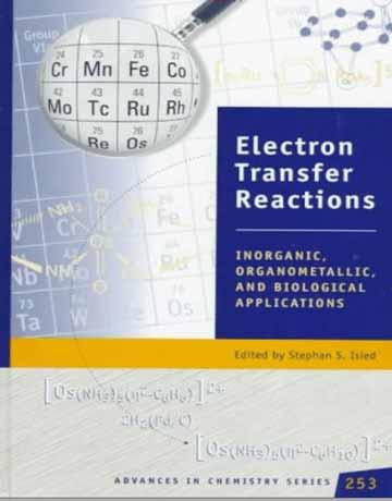 کتاب واکنش های انتقال الکترون: کاربرد های معدنی، آلی فلزی و بیولوژیکی
