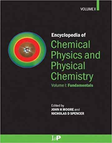 دانلود دایره المعارف شیمی فیزیک و فیزیک شیمیایی 3 جلدی John H. Moore