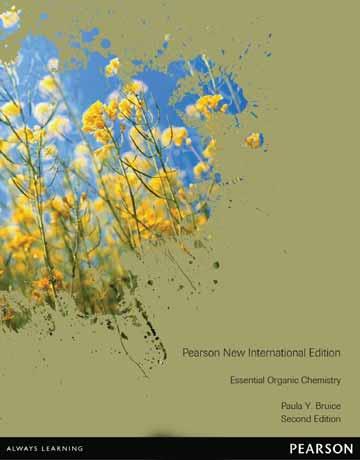 دانلود کتاب ملزومات شیمی آلی بروس ویرایش دوم Paula Y. Bruice
