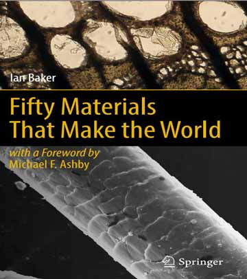 کتاب پنجاه ماده ای که جهان را می سازد چاپ 2018 Ian Baker