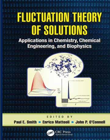 کتاب نظریه افت و خیزی در محلول ها: کاربرد در شیمی، مهندسی شیمی و بیوفیزیک
