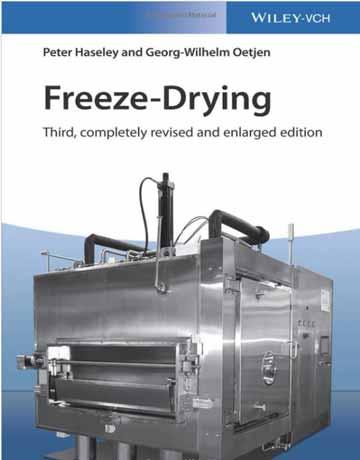 کتاب خشک کردن انجمادی Freeze-Drying ویرایش سوم