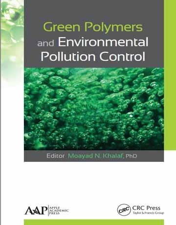 کتاب پلیمرهای سبز و کنترل آلودگی محیط زیست