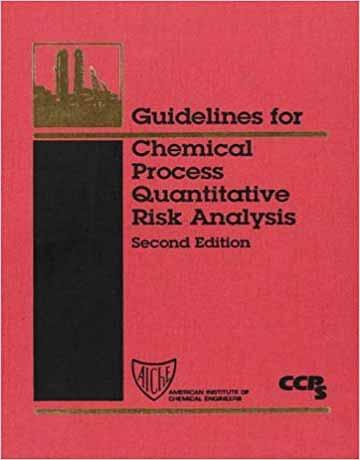 کتاب راهنمای آنالیز ریسک کمی فرایند شیمیایی ویرایش دوم