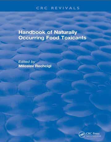 هندبوک مسمومیت های طبیعی مواد غذایی Miloslav Rechcigl