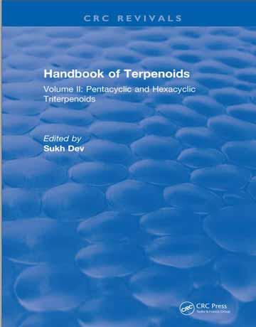 دانلود هندبوک ترپنوئیدها جلد دوم Sukh Dev