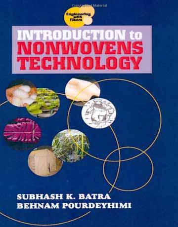 کتاب مقدمه ای بر تکنولوژی پارچه های نبافته یا نانوون Subhash K. Batra