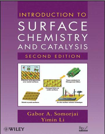 کتاب مقدمه ای بر شیمی سطح و کاتالیز ویرایش دوم Somorjai