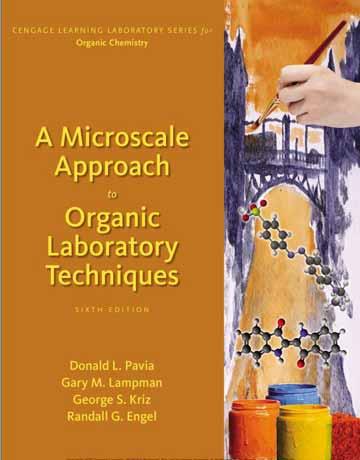 کتاب روش مقیاس میکرو برای تکنیک های آزمایشگاهی آلی ویرایش 6 Donald L. Pavia