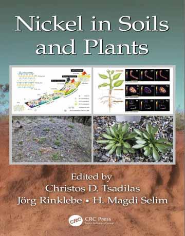 دانلود کتاب نیکل در خاک و گیاهان Christos Tsadilas