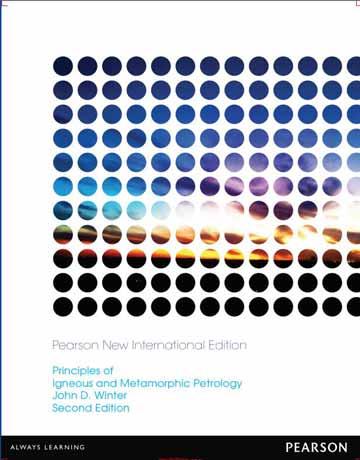 کتاب اصول سنگ های آذرین و پترولوژی متافورمیک John D Winter