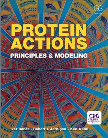کتاب عمل و کنش پروتئین: اصول و مدل سازی Ivet Bahar