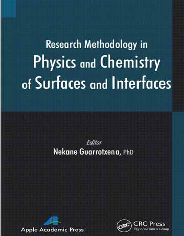 کتاب روش تحقیق در فیزیک و شیمی سطوح و اینترفیس