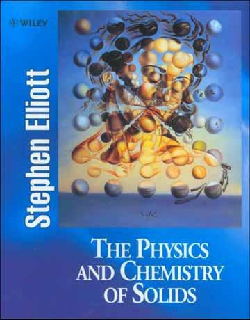 کتاب شیمی و فیزیک جامدات Stephen Elliott