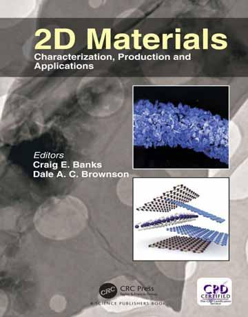 کتاب مواد دو بعدی: تعیین مشخصات، تولید و کاربردها